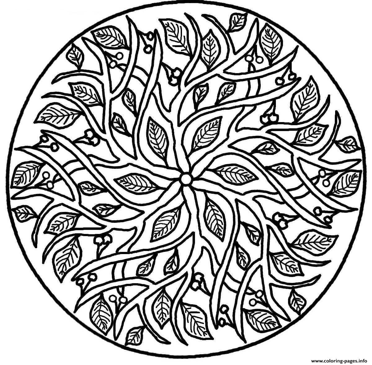 Mandala S Printable795c coloring pages