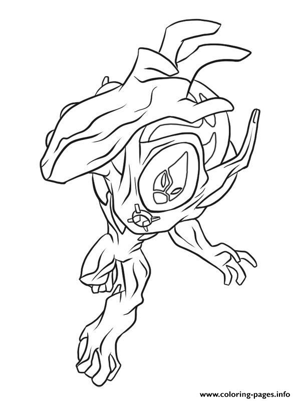 Dessin Ben 10 48 Coloring Pages