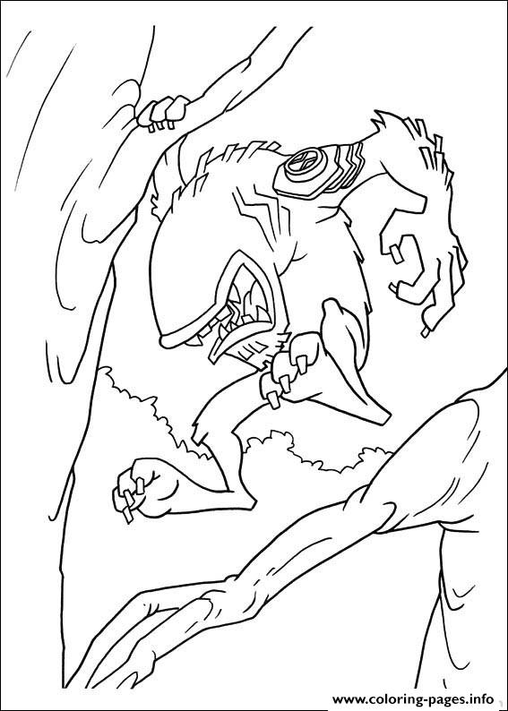 Dessin Ben 10 85 coloring pages