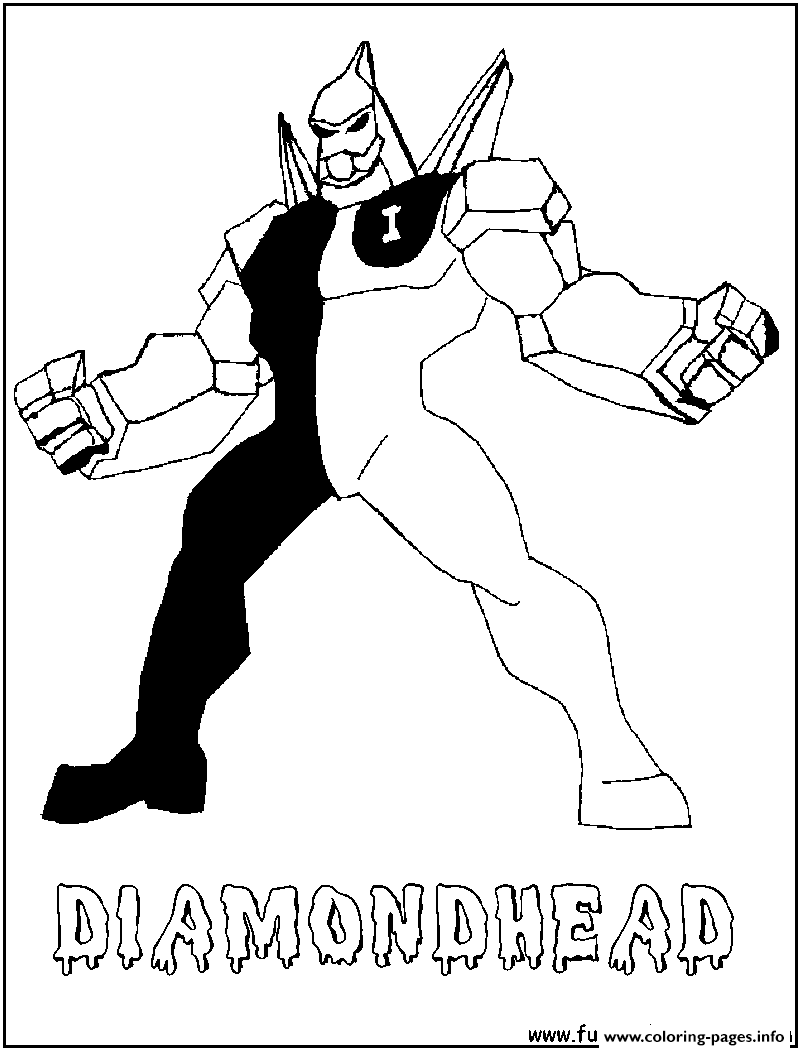 Dessin Ben 10 26 Coloring Pages Printable Benten Coloring Pages