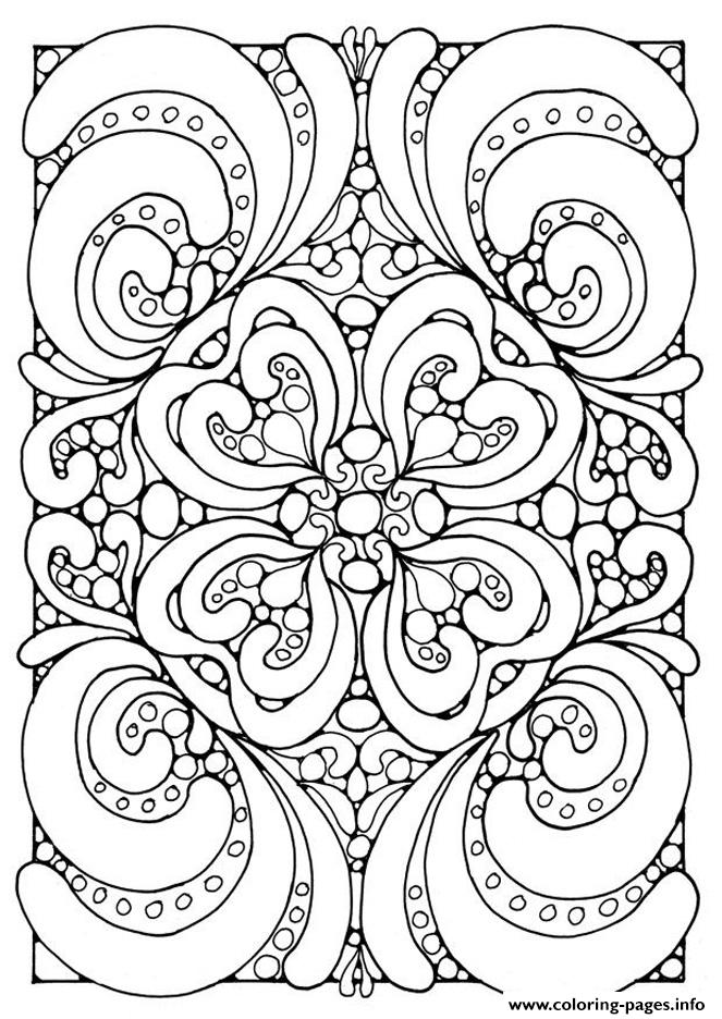 zen antistress free adult 25 coloring pages print download 524 prints - Free Adult Coloring Pages To Print