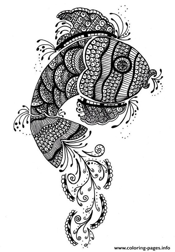 Zen Antistress Free Adult 36 coloring pages