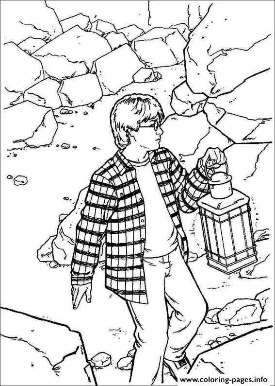 Harry Potters To Print coloring pages