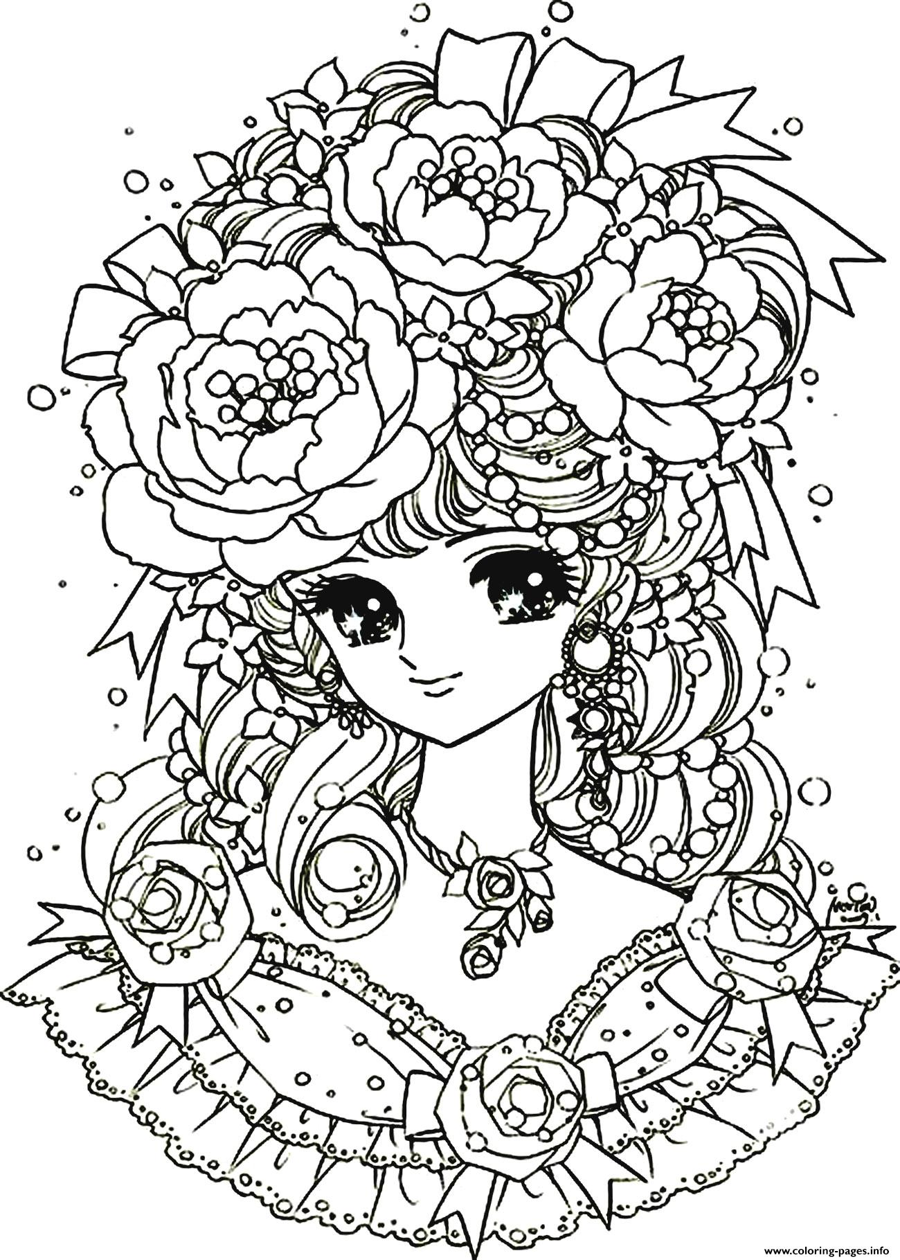 Coloring pages woman - Coloring Pages Woman 28