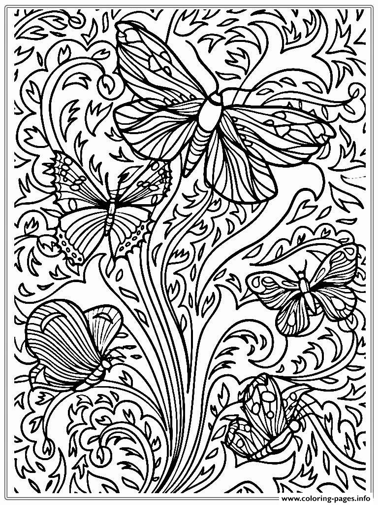 free printable butterfly sheet coloring pages printable