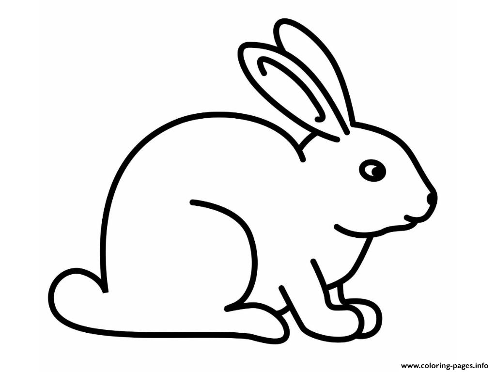 Coloring pages for kids rabbit bunny940e coloring pages printable