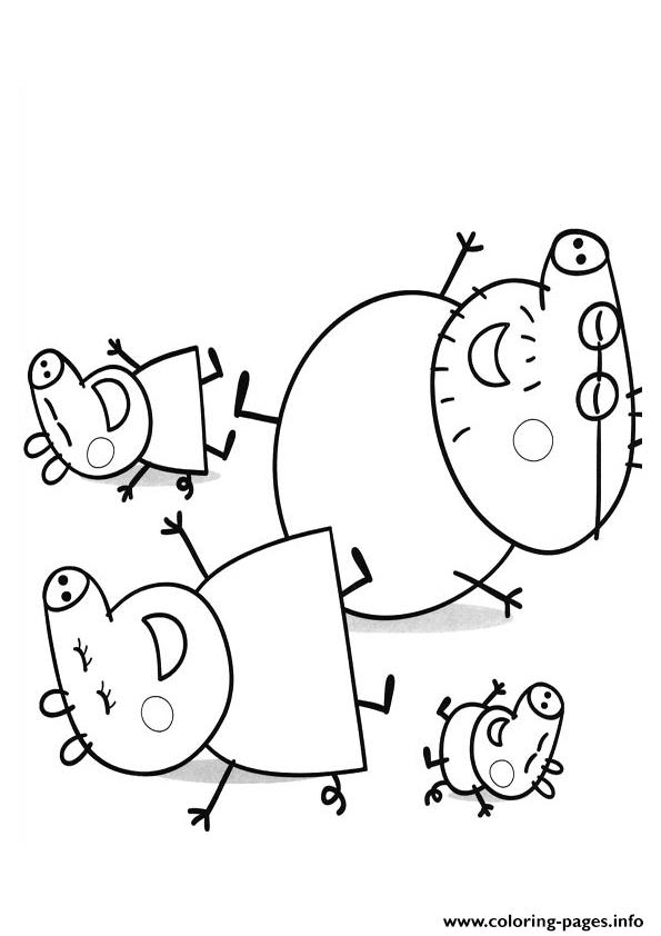free peppa pig colouring pages kids printable0e93 coloring pages printable peppa
