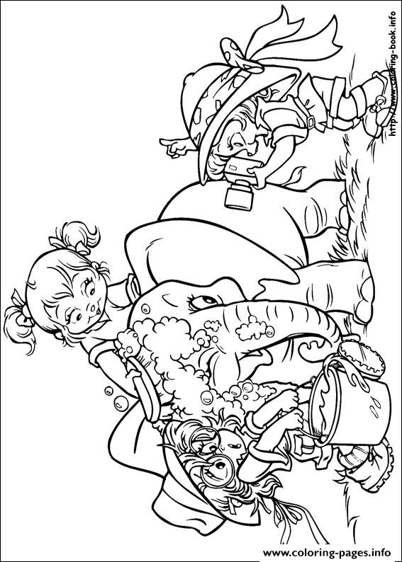 Alvin Chipmunks 04 coloring pages