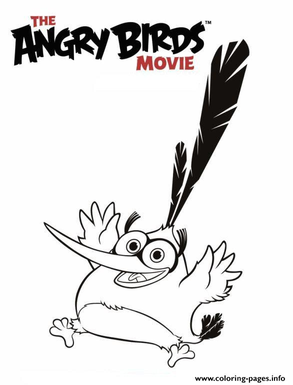 angry birds movie coloring pages Angry Birds Movie 2 Coloring Pages Printable angry birds movie coloring pages