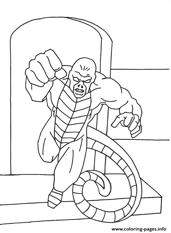 Captain America 16 coloring pages