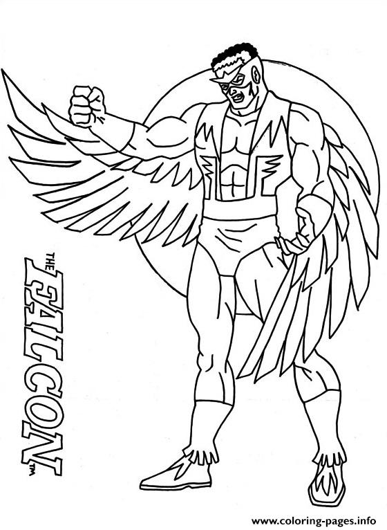 Captain America 18 coloring pages