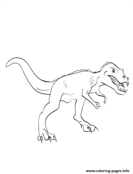 Dinosaur 136 coloring pages