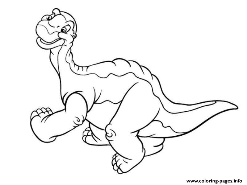 Dinosaur 195 coloring pages