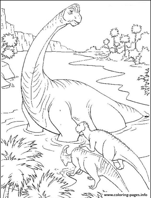 Dinosaur 41 coloring pages