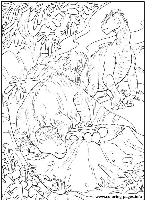 Dinosaur 65 coloring pages