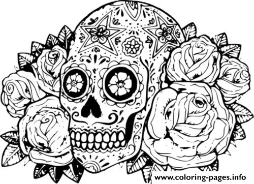 Sugar Master Large Coloring Pages Printable