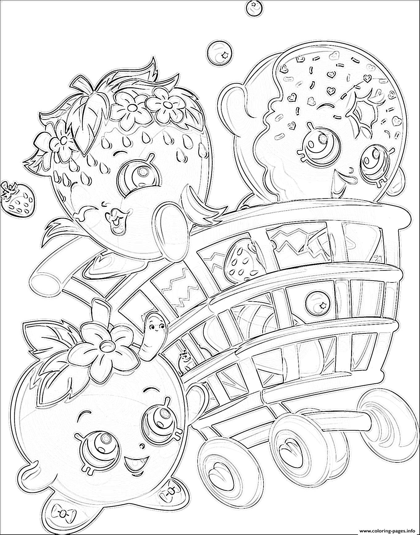 Chopkins Hero Group coloring pages