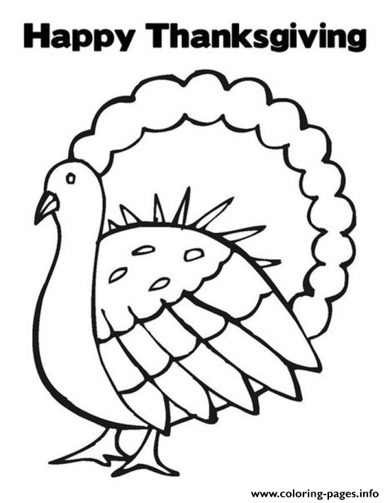 Thanksgiving S To Print Free4258 coloring pages