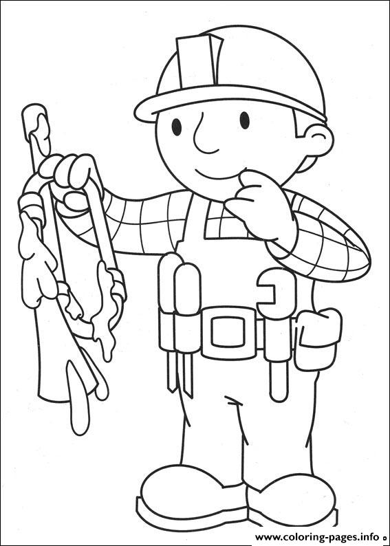 Bob The Builder 83 coloring pages