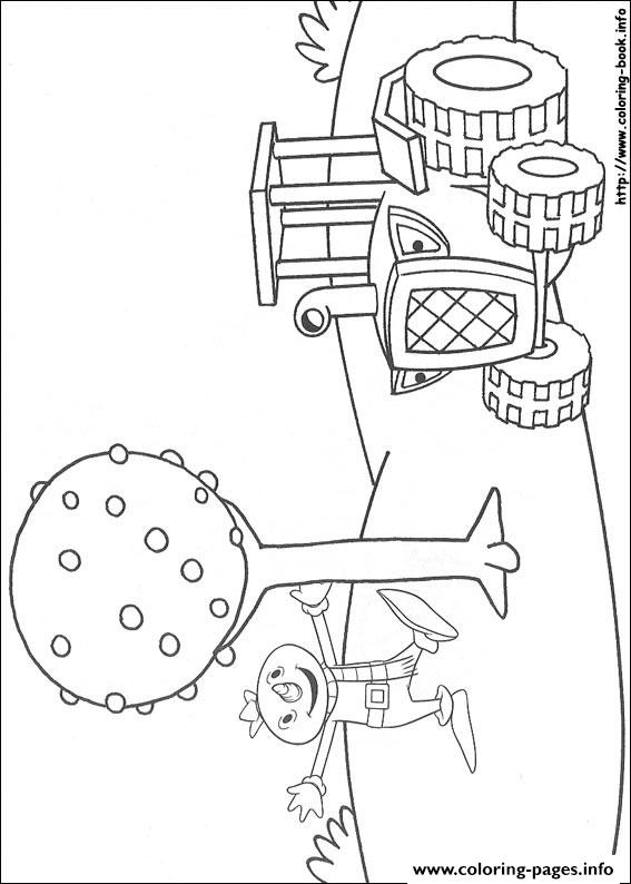 Bob The Builder 38 coloring pages