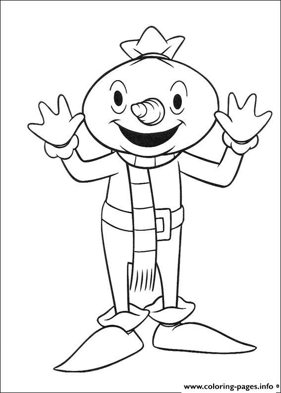 Bob The Builder 57 coloring pages