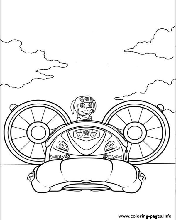 Zuma Coloring Pages