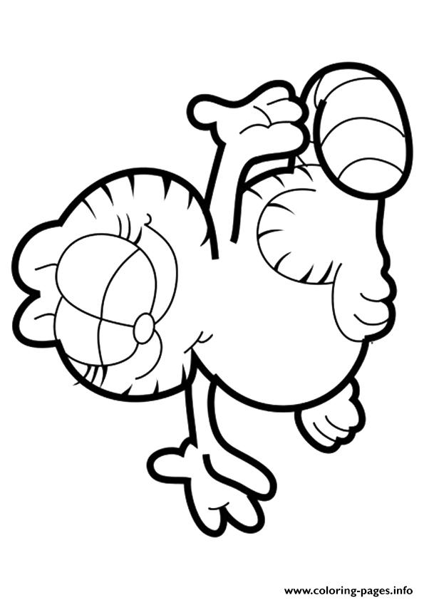 The Nermal Kitten Coloring Pages Printable