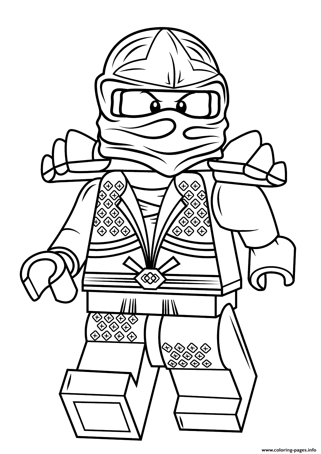 And coloring pages lego ninjago green ninja morro coloring for Ninjago green ninja coloring pages