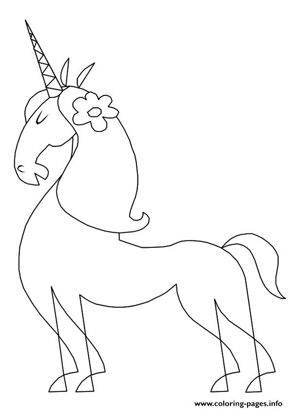 persian unicorn unicorn coloring pages