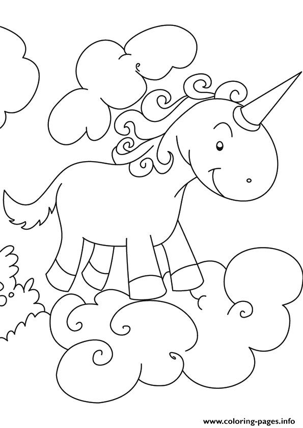 European Unicorn Unicorn Coloring Pages Printable