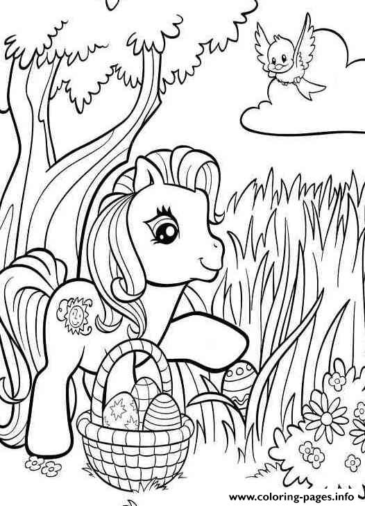 little pony free s for girls easter1c99 coloring pages