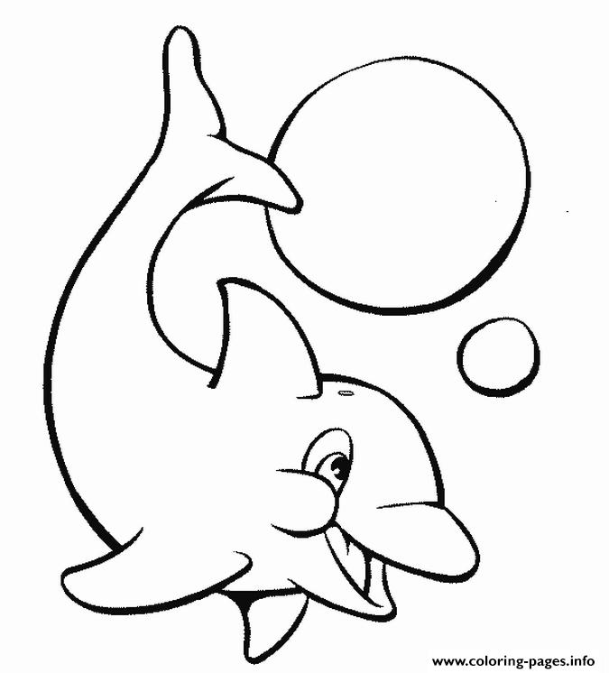 for girls dolphins7fbb coloring pages