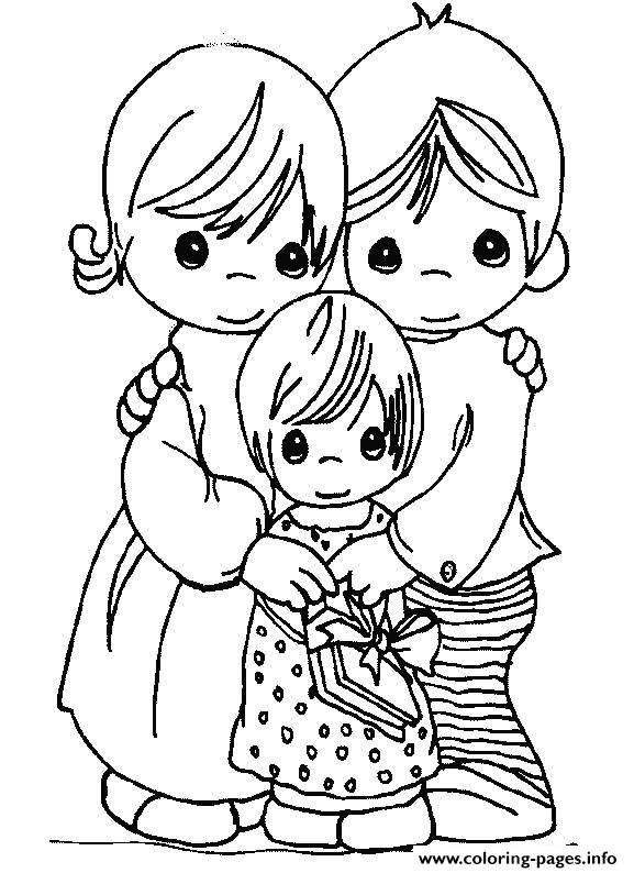 family thanksgiving s for girls precious moments592e coloring pages