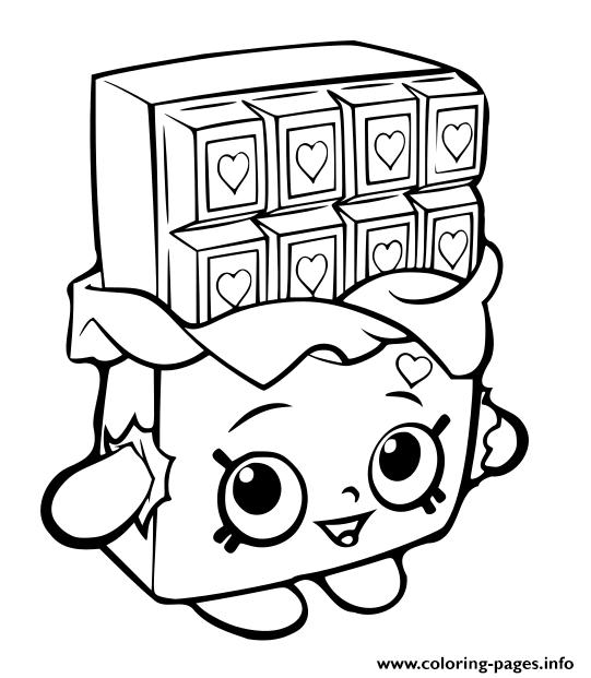 shopkins logo coloring pages vertical - photo#3