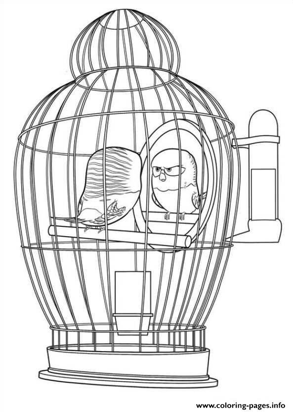 Angry Bird Secret Life Of Pets