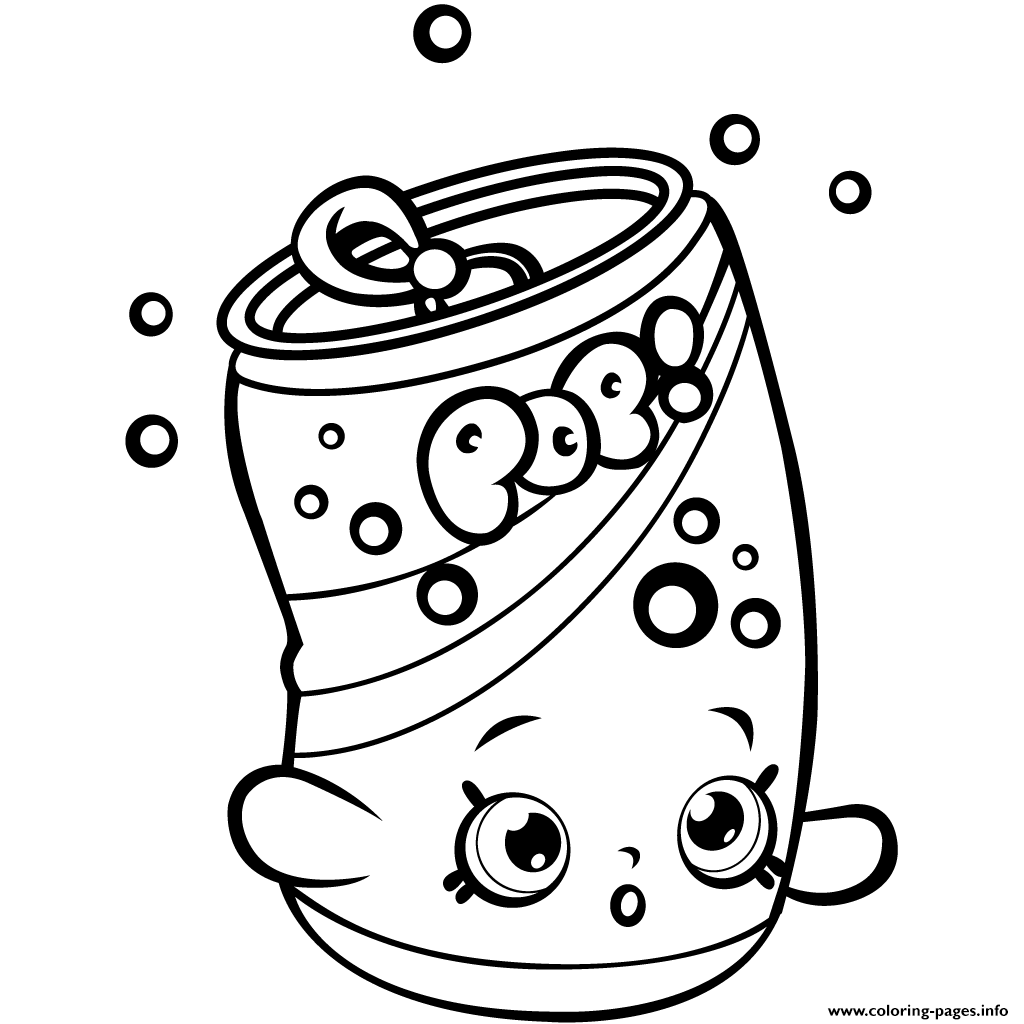 Shopkins Coloring Pages Season 1 Shopkins Season 1 2 3 Coloring ...
