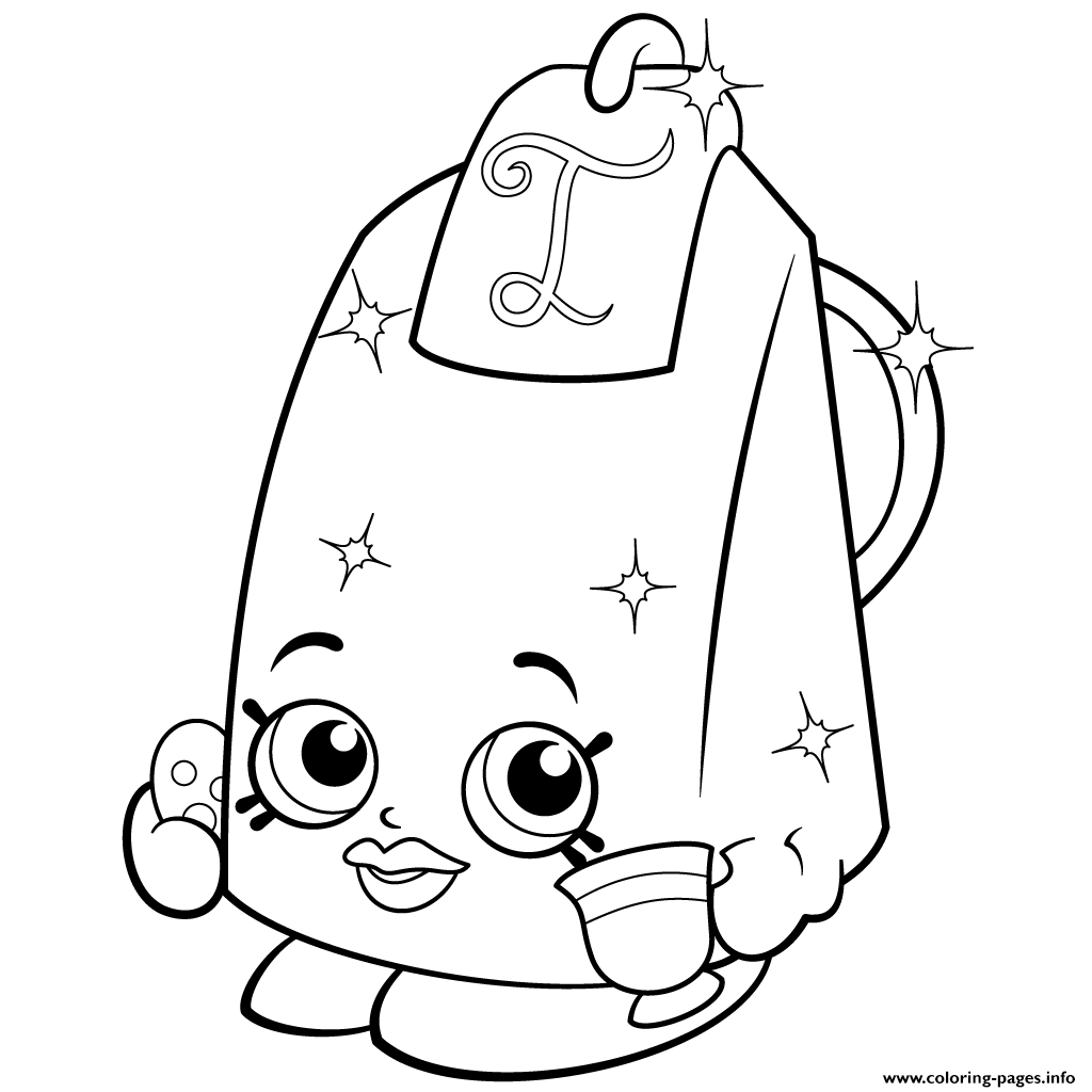97 Shopkins Coloring Pages To Print Season 2