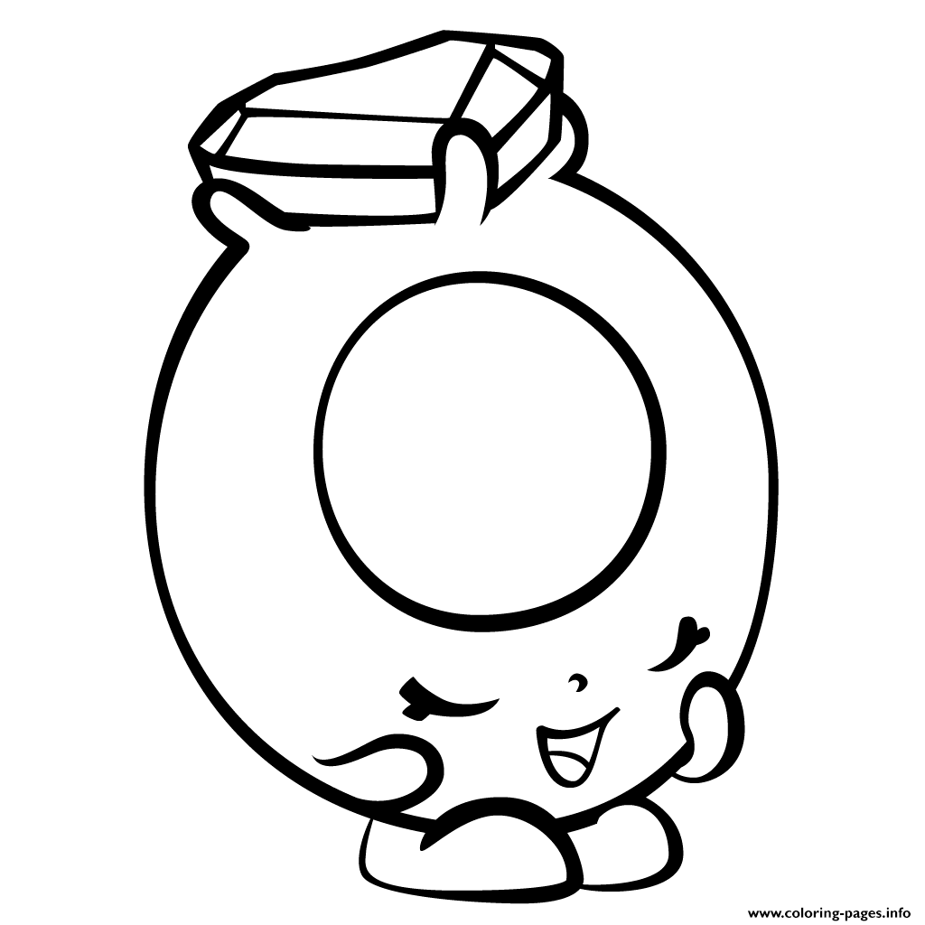 Shopkins coloring pages season 3 - Shopkins Coloring Pages Season 3 46