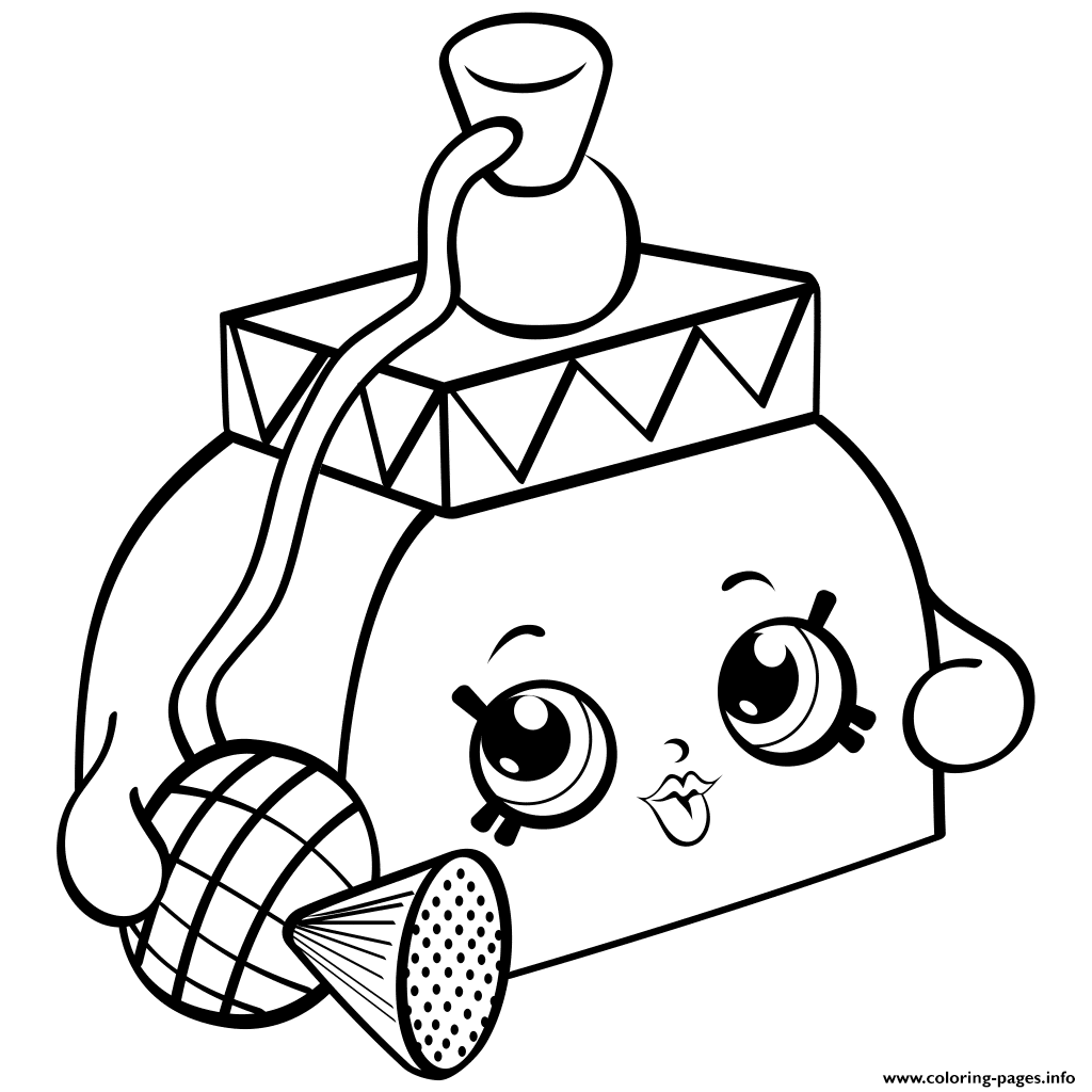 Perfume shopkins season 4 coloring pages printable for Free shopkins coloring pages