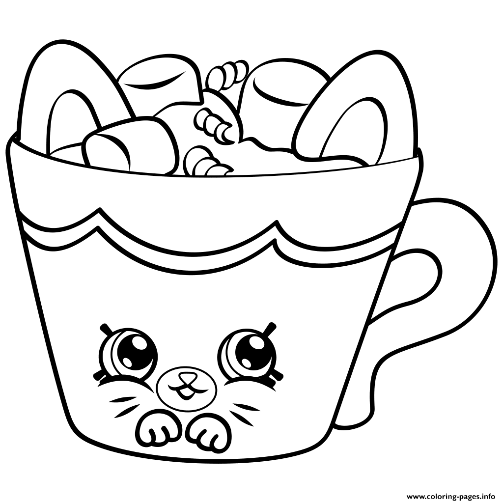 Petkins Season Four Shopkins Season 4 coloring pages