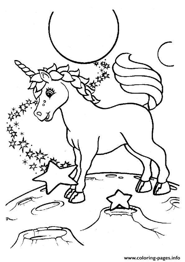 Adventurous Markie A4 coloring pages