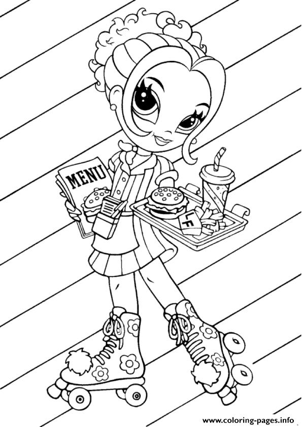 Lisa Frank Free Colouring Pages A4 coloring pages