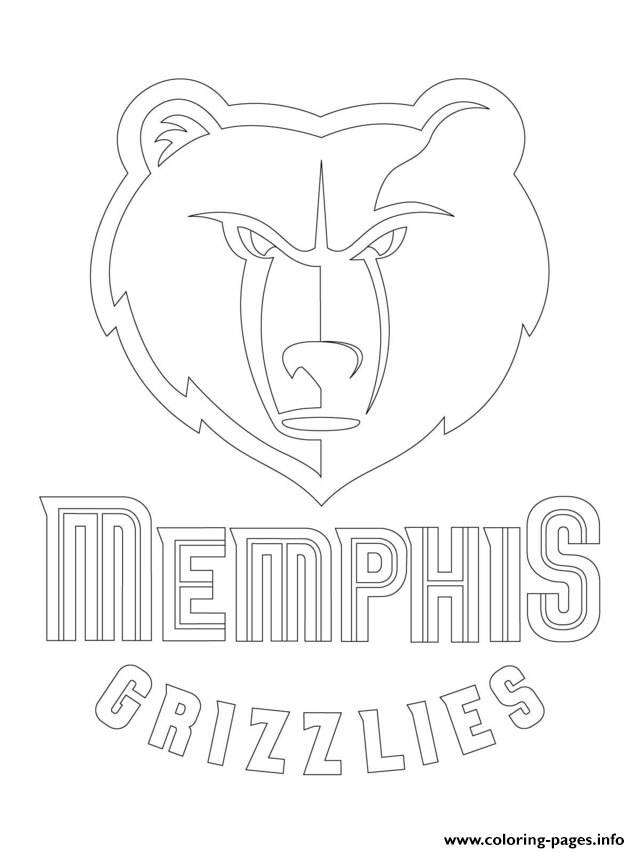 Memphis Grizzlies Logo Nba Sport