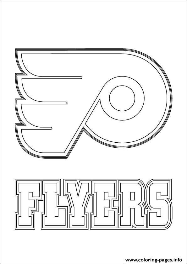 Philadelphia Flyers Logo Nhl Hockey