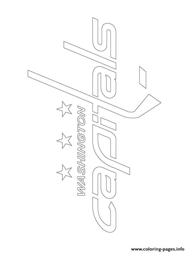 sport logo coloring pages - photo#49