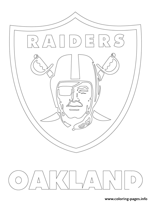 Oakland Raiders Logo Football Sport