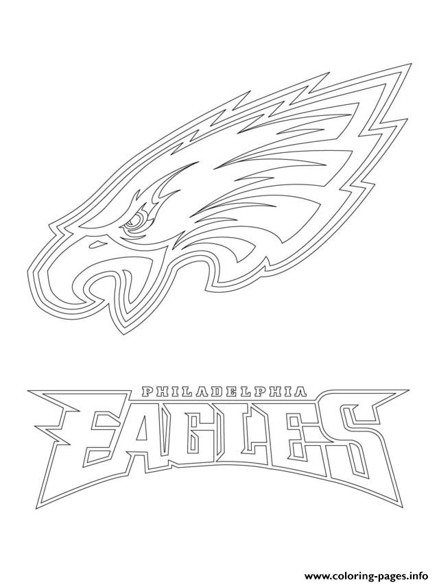 football logo nfl coloring pages - photo#24