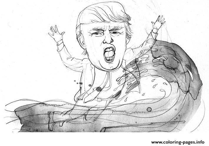 trump coloring pages - trump 2016 coloring pages coloring pages