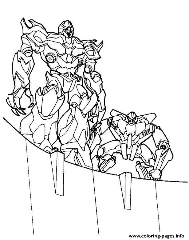 Transformers 28  coloring pages