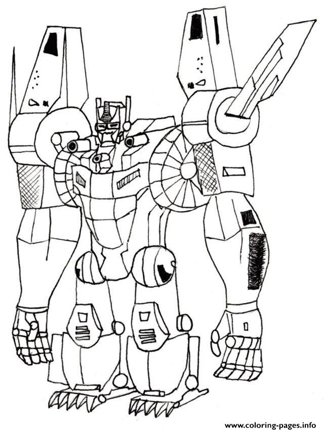 Transformers 188  coloring pages